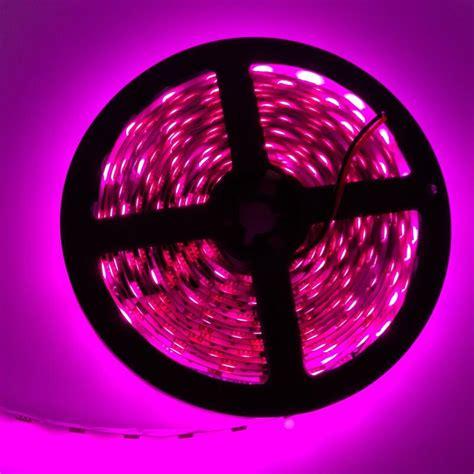 pink led strip lights pink color led strip light smd 5050 not waterproof led