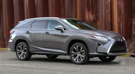 2019 Lexus Rx 350l Review Wallow In Luxury, Sometimes
