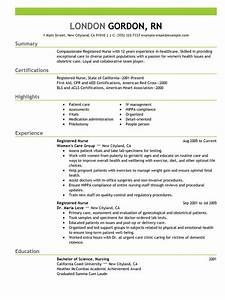 Perfect nursing resume in 2016 6 tips to follow for Best nursing resume examples