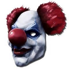 clown mask skin official ark survival evolved wiki