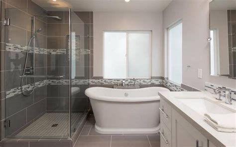 how much does a tile shower cost how much does bathroom tile installation cost follownews