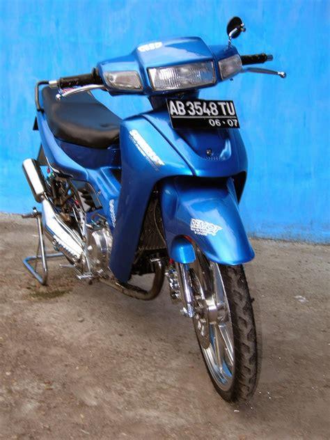 Modifikasi Motor Bekas by Modifikasi Motor Yamaha 2016 Foto Motor Bekas Suzuki Satria R