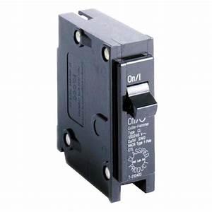 Eaton    Cutler Hammer Cl115 Circuit Breaker  15 Amp  120