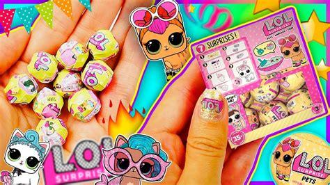 miniature lol surprise pets   dolls