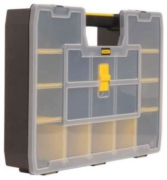 Stanley 17compartment Small Parts Storage Organizer