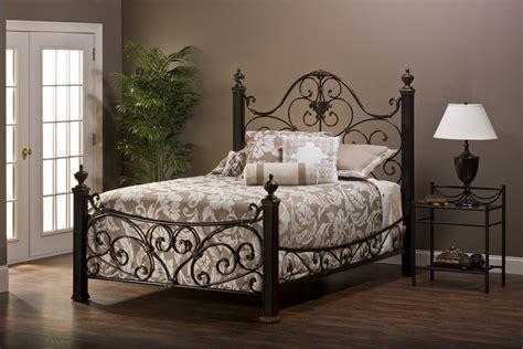 Iron Bedroom Sets Rod Wood Set Wrought Gorgeous