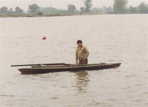 Punt Gun On Boat by The Duck Hunter S Boat Page