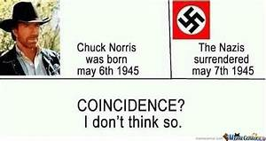 Coincidence? I Don't Think So. by bakoahmed - Meme Center
