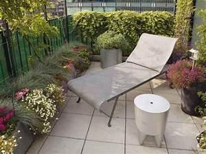Aménagement Terrasse Appartement : d coration terrasse appartement ville ~ Melissatoandfro.com Idées de Décoration