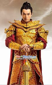 Ancient Chinese Emperor Clothing