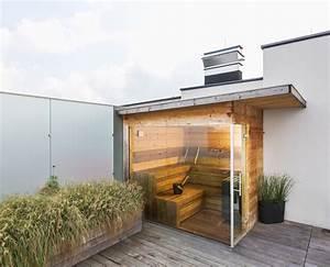 Sauna bausatz aussen rv32 hitoiro for Französischer balkon mit sauna im garten bauen