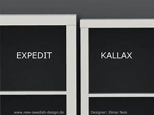 Regal Kallax Schwarz : http new swedish ~ Michelbontemps.com Haus und Dekorationen