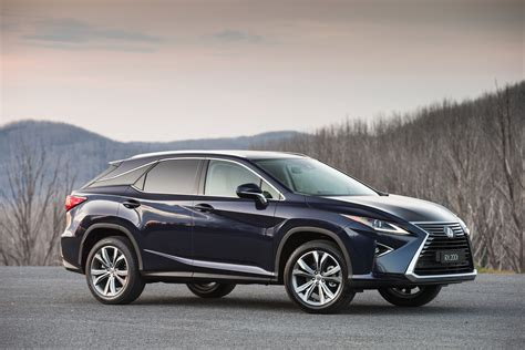 lexus rx pricing  specifications  caradvice