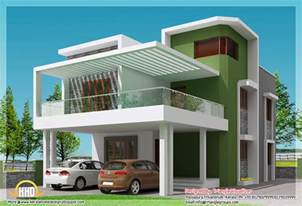 Beautiful Simple Modern House beautiful modern simple indian house design 2168 sq ft