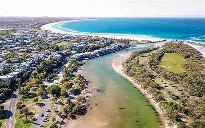 Kingscliff Beach Australia Wales South Nsw Daniel