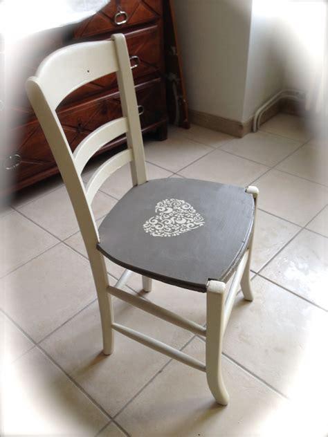 Relooker Chaise Bois chaise bois relook 233 e relooking fauteuils et chaises