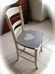 Relooker Des Chaises : chaise bois relook e relooking fauteuils et chaises chaise mobilier de salon et chaises bois ~ Melissatoandfro.com Idées de Décoration