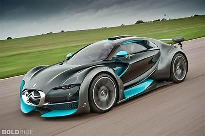 Citroen Supercar Supercars Concept Survolt Cars Awesome