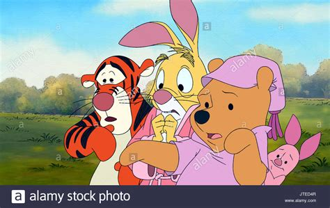 Tigger Rabbit Piglet Winnie The Pooh Roo Poohs