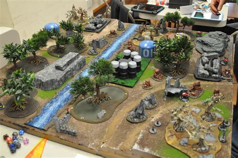 siege table top wargaming tables