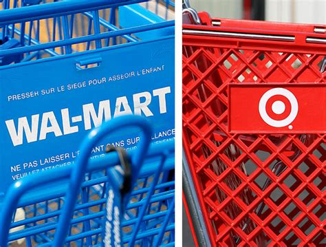 target  wal mart  wins  retail smackdown