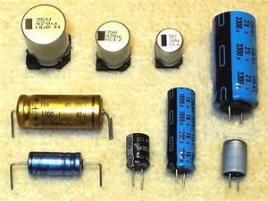 Electronics notes/Capacitors - Helpful