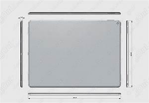 iPad Pro: Render filtrado revela las posibles dimensiones ...