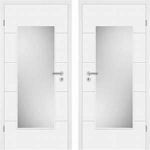 Tür Ohne Zarge : hori zimmert r komplettset valencia verglasung t r mit ~ Michelbontemps.com Haus und Dekorationen