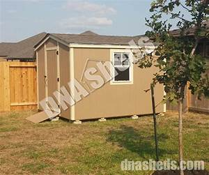 dna sheds backyard storage sheds playhouses build for With backyard barns san antonio tx