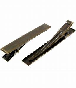 Support Photo Pince : pince crocodile cheveux support fimo 10 pi ces 30 mm ~ Teatrodelosmanantiales.com Idées de Décoration