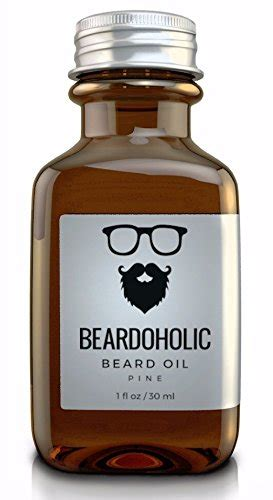 pine scented l oil beardoholic natural beard oil pine scented 1 ounce 30 ml