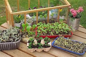 Bricolage Avec Objets De Récupération : fabriquer un mat riel de semis avec de la r cup ration ~ Nature-et-papiers.com Idées de Décoration