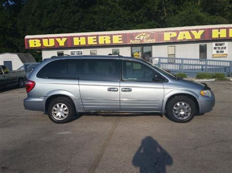 Used Chrysler Town And Country Limited by Chrysler Town And Country Limited Used Cars In Ohio