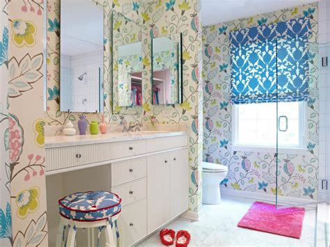 girl s bathroom decorating ideas pictures tips from