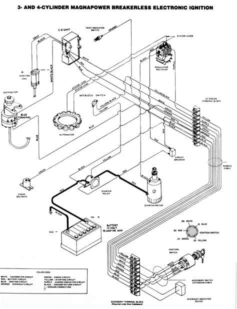 mastertech marine chrysler outboard wiring diagrams