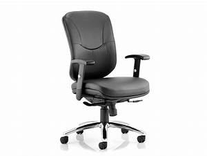 Dynamo Mirage Ergonomic Executive Chair with Arms - Radius ...