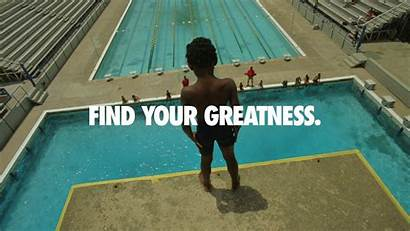 Nike Greatness Campaign Launches Athlete