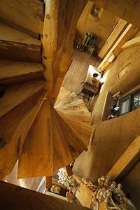 A, Diy, Wooden, Spiral, Staircase, Design, How, We, Did, It