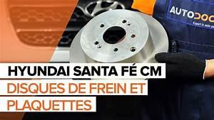 Plaquette De Frein Et Disque : remplacer des disques de frein arri re et plaquettes de frein arri re sur une hyundai santa f ~ Medecine-chirurgie-esthetiques.com Avis de Voitures