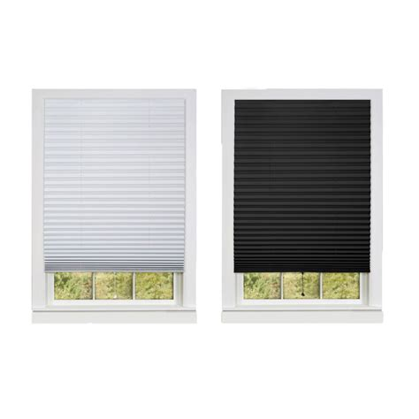 who sells l shades cordless pleated window shades room darkening vinyl blinds