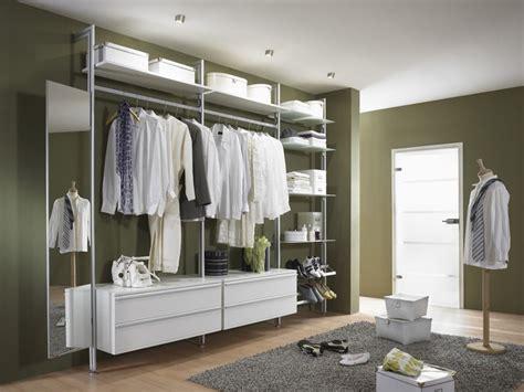 System Für Begehbaren Kleiderschrank by Eins F 252 R Alles Begehbarer Kleiderschrank Garderobe