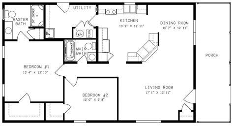 floor plan blueprint simple house blueprints with measurements datenlabor info