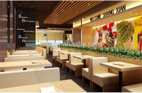 fast food restaurant furniture images