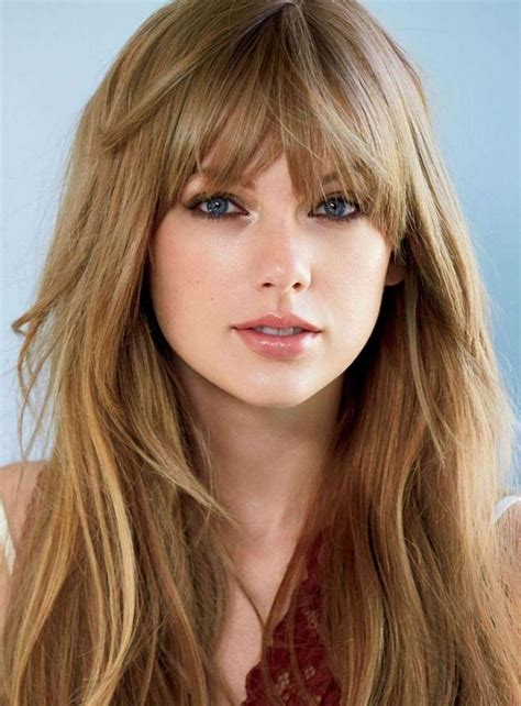 20 best of cute long hairstyles with bangs