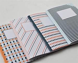 Basteln Mit Tapete : selbstgemachte notizb cher mit pdf vorlage und anleitung printables pinterest notizbuch ~ Orissabook.com Haus und Dekorationen