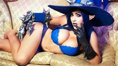 Jessica Nigri Cosplay Witch Ps4wallpapers 1080p