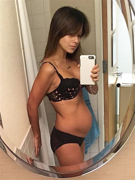 celebrity post baby bodies stretch marks bloated