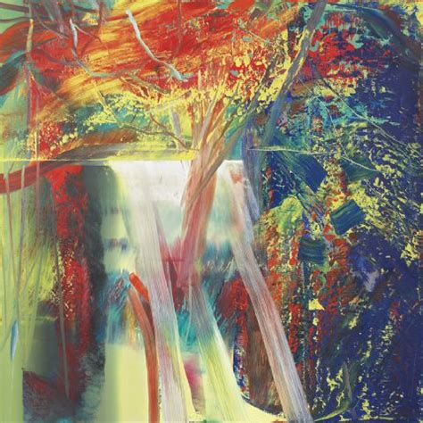 gerhard richter escape  life