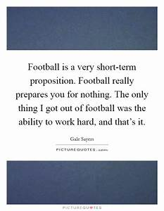 Inspirational Football Quotes & Sayings | Inspirational ...