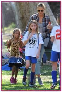 Heidi Klum Kids 2015
